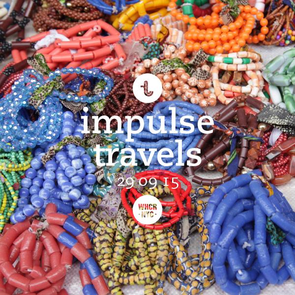 impulse travels radio show w/ dj lil tiger