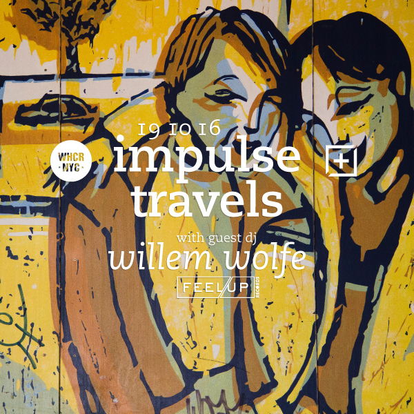impulse travels radio show w/ dj lil tiger + empanadamn