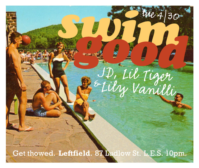 Swim Good @ Leftfield